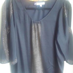 Silk Dress Blouse
